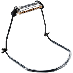 Harmonica harness from Suzuki SHH10R - black