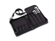 Carrying bag for 8 pcs. of tremolo harmonicas.